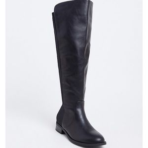 Torrid over the knee boots. Size 9